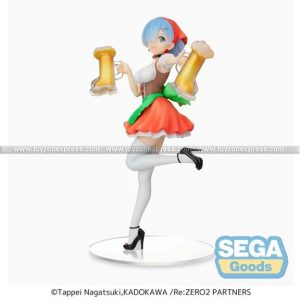 Sega Re Life in a Different World from Zero Rem (Oktoberfest Ver)