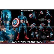 Sentinel - FIGHTING ARMOR Captain America