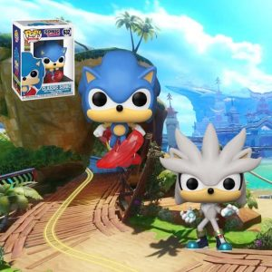 Sonic the Hedgehog 30th Anniversary Pop! Vinyl Figure