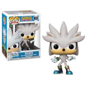 Sonic the Hedgehog 30th Anniversary Silver Pop! Vinyl Figure