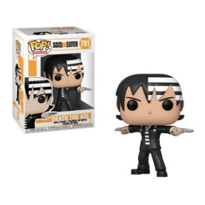 Soul Eater Death the Kid Pop! Vinyl Figure