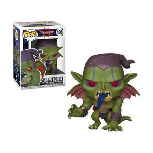 Spider-Man Into the Spider-Verse Green Goblin Pop! Vinyl Figure (#408)