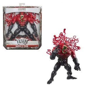 Spider-Man Marvel Legends Series 6-Inch Toxin Action Figure