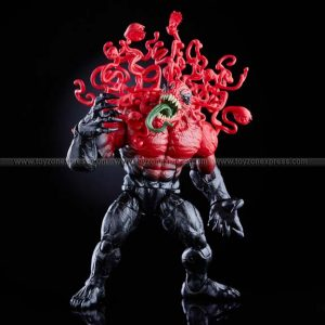 Spider-Man Marvel Legends Series 6-Inch Toxin Action Figure - Exclusive
