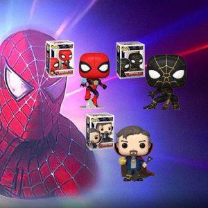Spider-Man No Way Home Pop!