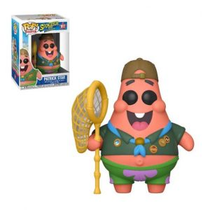 SpongeBob SquarePants Movie Patrick in Camping Gear Pop! Vinyl Figure