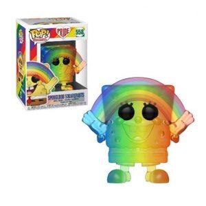 SpongeBob SquarePants Pride 2020 Rainbow Pop! Vinyl Figure