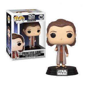 Star Wars Empire Strikes Back Leia Bespin Pop! Vinyl Figure
