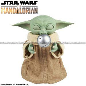Star Wars Galactic Snackin Grogu Animatronic