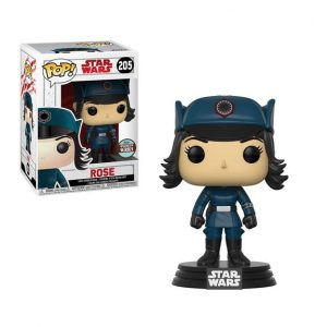 Star Wars The Last Jedi Rose Specialty Series Pop! Figure (#205)