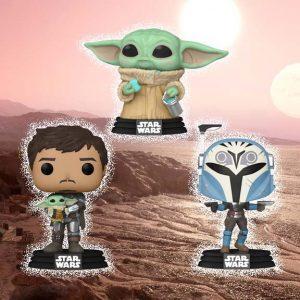 Star Wars The Mandalorian Pop! Vinyl Figure