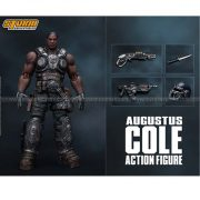 Storm Collecctibles - Gears of War Augustus Cole 1 12 Scale Action Figure