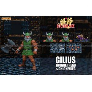 Storm Collectible - Golden Axe - Gilius Thunderhead