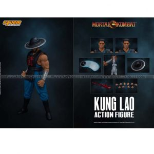 Storm Collectible - Mortal Kombat - Kung Lao