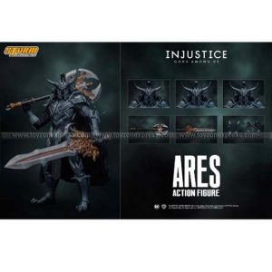 Storm Collectibles - Ares - Injustice Action Figure