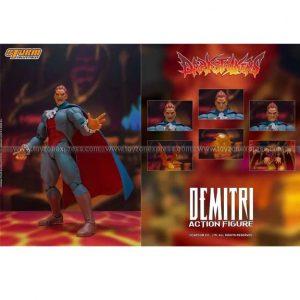 Storm Collectibles - DarkStalkers - Demitri