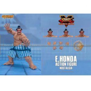 Storm Collectibles - E HONDA - SFV Champion Edition