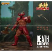Storm Collectibles - Golden Axe - Death Adder Action Figure