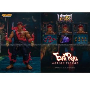 Storm Collectibles - Street Fighter IV - Evil Ryu
