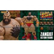 Storm Collectibles - Zangief Ultra Street Fighter II The Final Challengers
