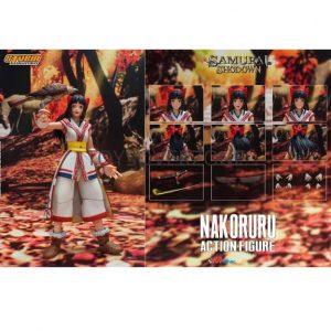 Storm toy - Nakoruru - Samurai Shodown