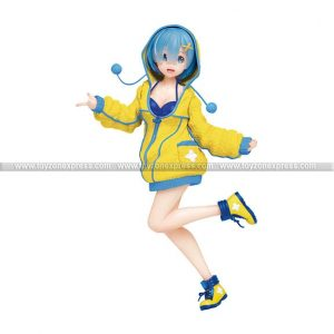 Taito - Re Life in a Different World from Zero - Rem (Fluffy Hoodie Ver) Renewal