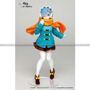 Taito - Re Life in a Different World from Zero - Rem Winter Coat Ver