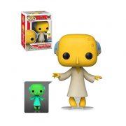 The Simpsons Glowing Mr Burns Pop! Vinyl Figure - Previews Exclusive