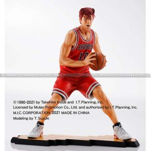The Spirit Collection of Inoue Takehiko Style in The Moment SLAM DUNK Hanamichi Sakuragi