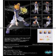 The World Ends with You The Animation Bring Arts Action Figure Neku Sakuraba