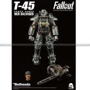 ThreeZero - Fallout - T-45 NCR Salvaged Power Armor