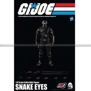 ThreeZero - GI Joe Snake Eyes 1 6 (Retail Ver)