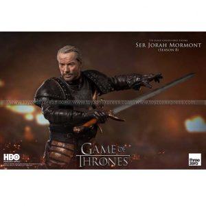 ThreeZero - Game of Thrones - 1 6 Ser Jorah Mormont (Season 8) (Retail)