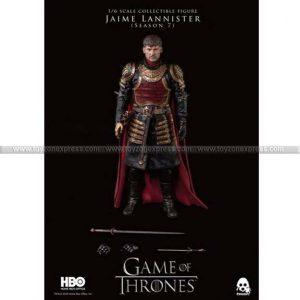 ThreeZero - Game of Thrones - Jaime Lannister (Season 7)