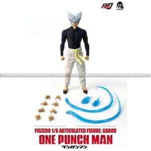 ThreeZero - One Punch Man - Garou 1 6 (Retail)