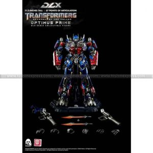 ThreeZero - Transformers Revenge of the Fallen DLX Optimus Prime (Retail Ver)
