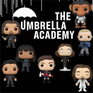 Umbrella Academy Pop! Vinyl Figure 2