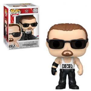 WWE Diesel Pop! Vinyl Figure