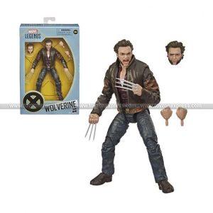 X-Men Movie Marvel Legends Wolverine 6-Inch Action Figure