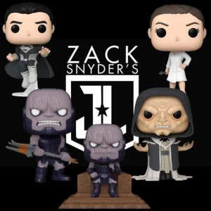 Zack Snyder's Justice League Pop! Vinyl Figure
